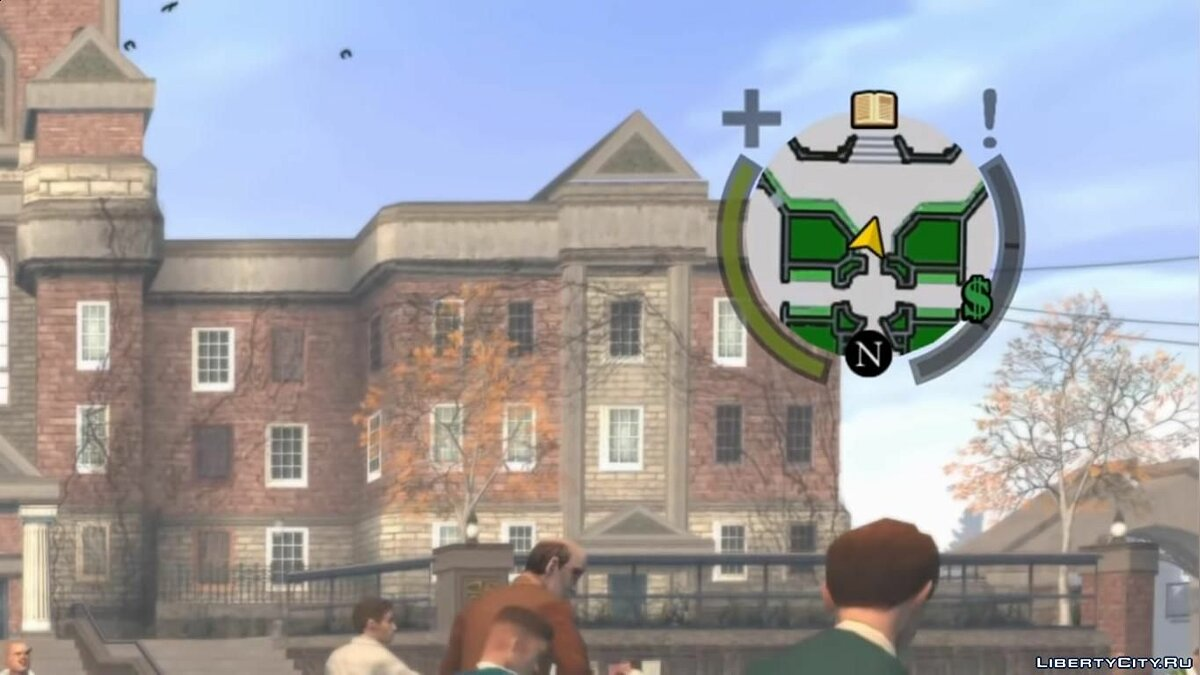 Anniversary Edition HUD for Scholarship Edition (v5) for Bully: Scholarship Edition - Картинка #4