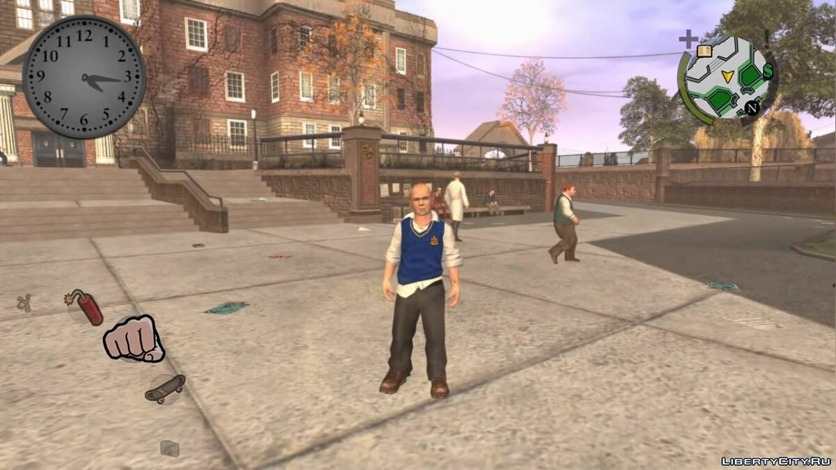 Anniversary Edition HUD for Scholarship Edition (v5) for Bully: Scholarship Edition - Картинка #6