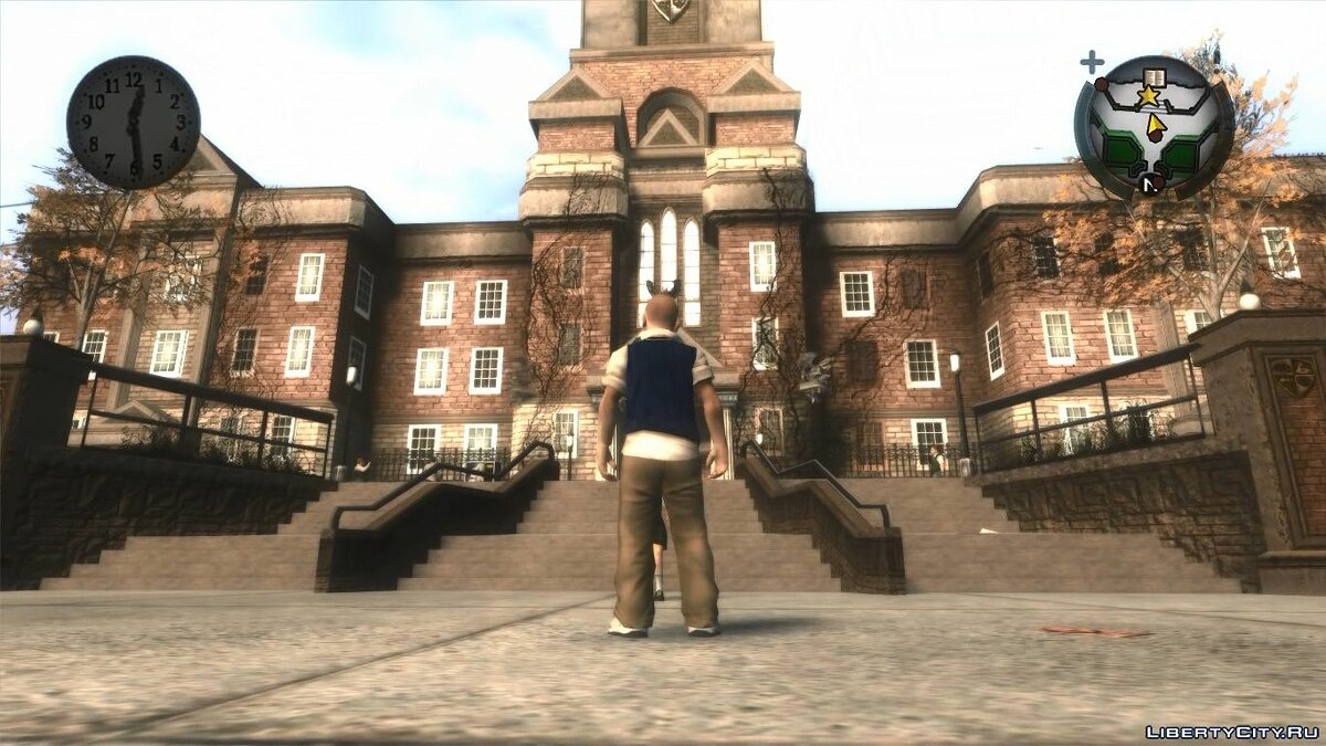 Mod Universal ENB for Bully for Bully: Scholarship Edition