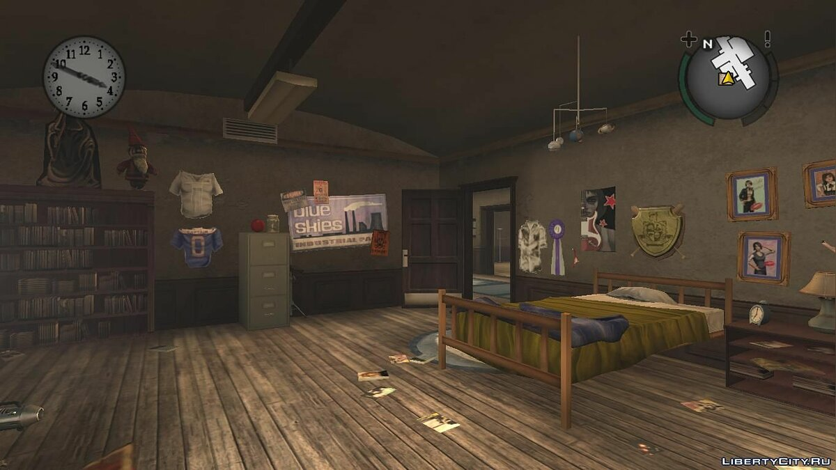Mod First person mod for Bully: Scholarship Edition