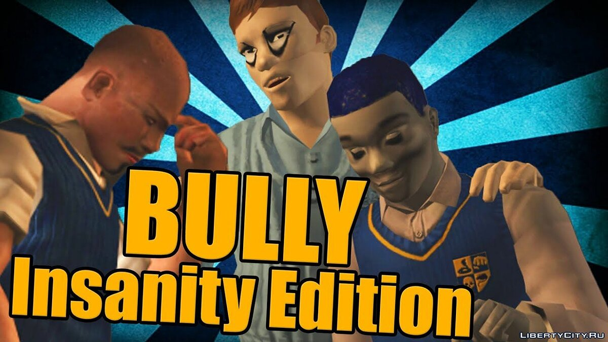 Bulls: Insanity Edition v. 1 for Bully: Scholarship Edition - Картинка #1
