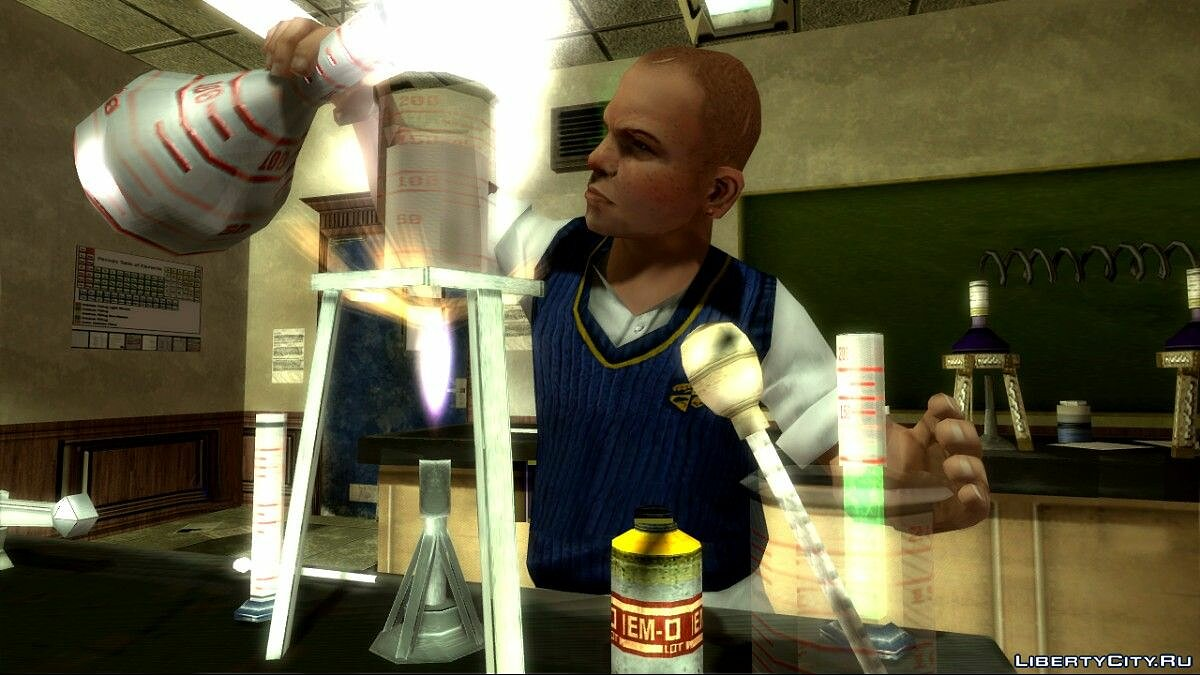 Save Saving (Game Completed 100%) - V3 Final for Bully: Scholarship Edition