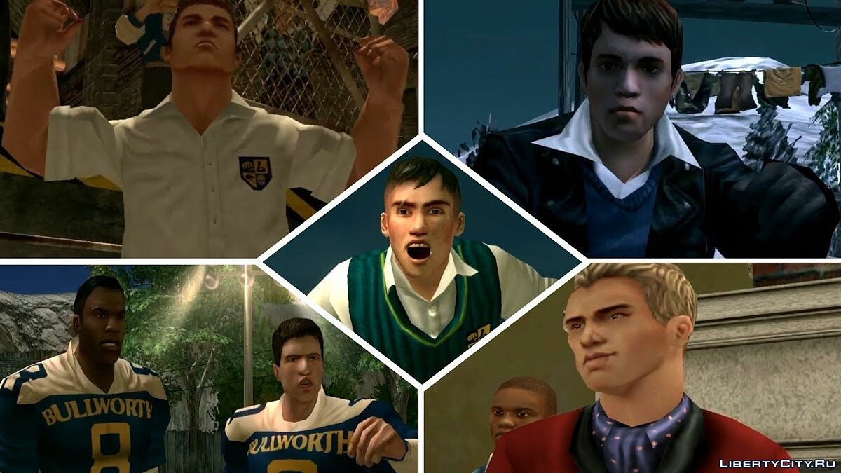 Trainer Super mod 3 for Bully: Scholarship Edition