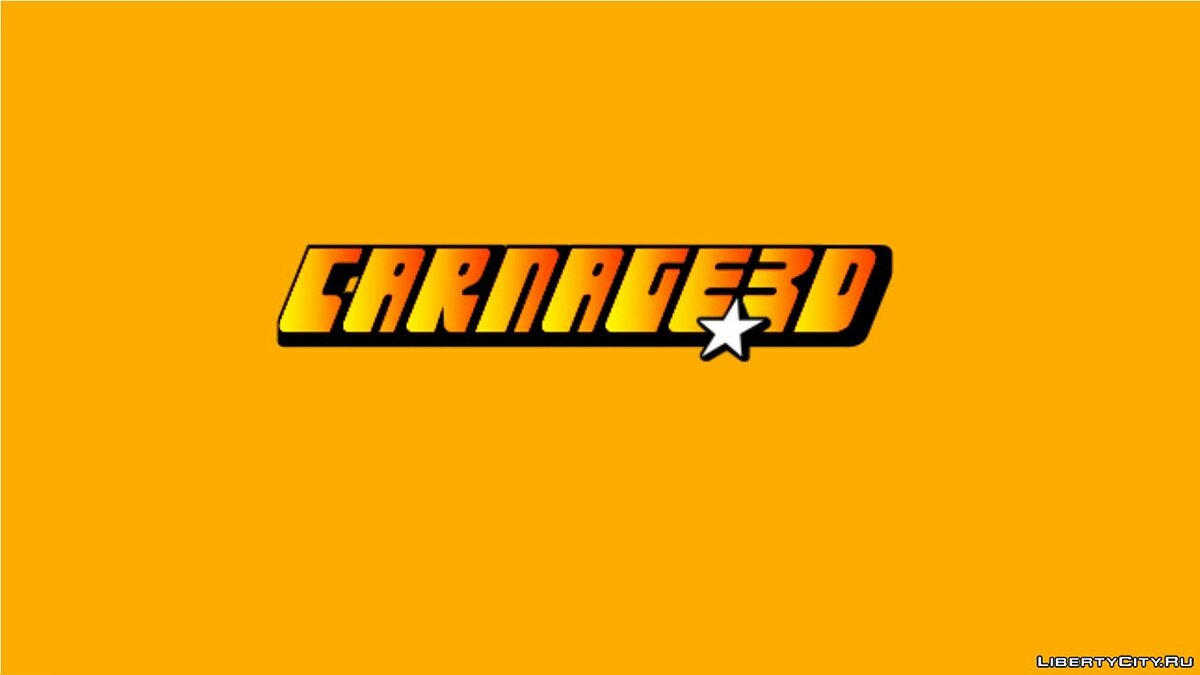 Global mod Carnage3D - GTA 1 open source remake for gta-1