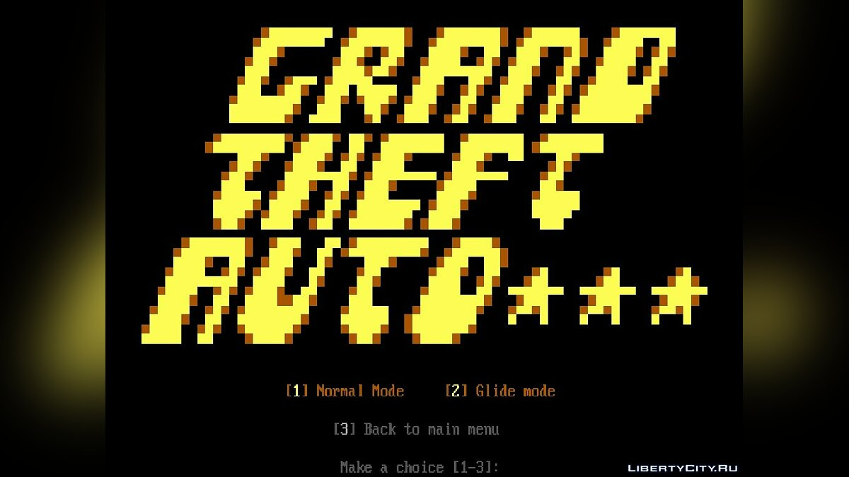 Global mod Grand Theft Auto: Max Pack by Toshiba-3 (for Windows) for gta-1