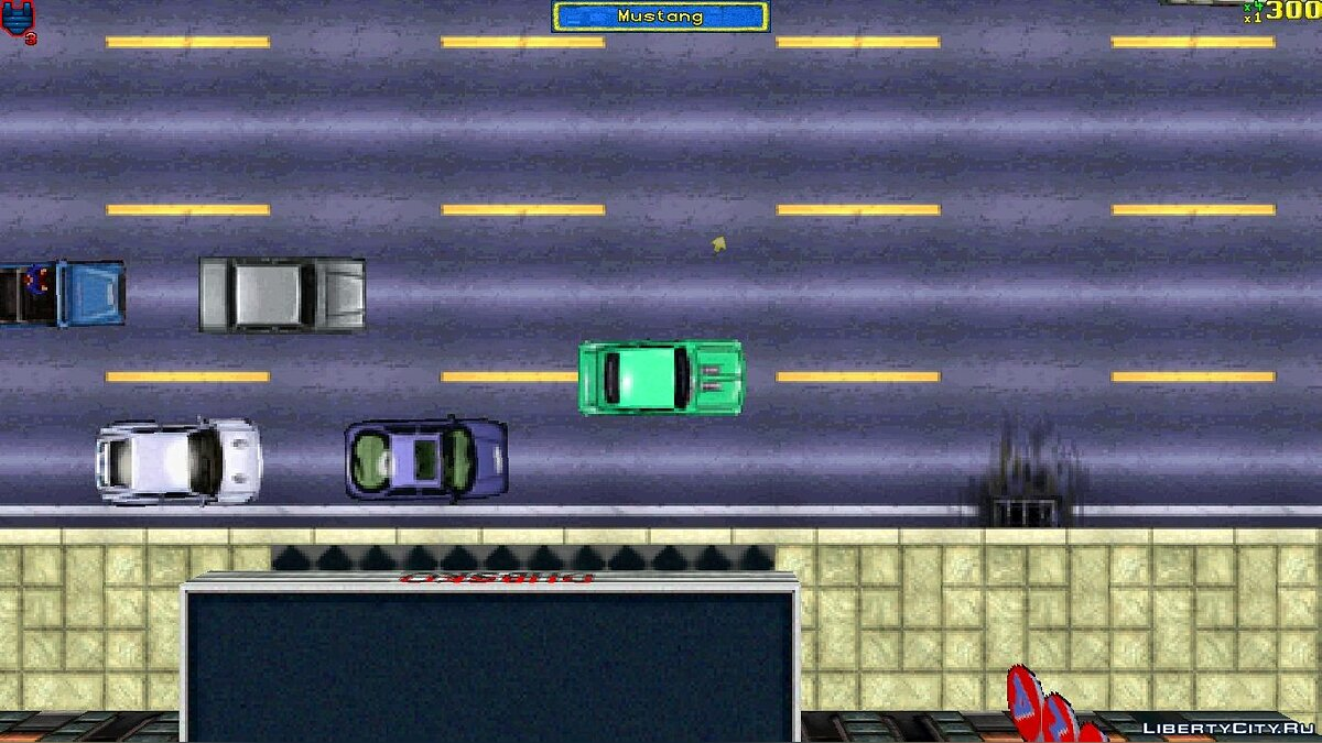 Mod uNfAkE Cars Version 1 for gta-1