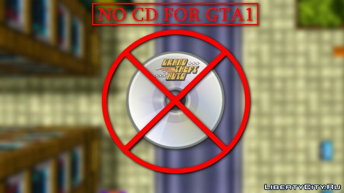 Program NO CD Cracks for gta-1