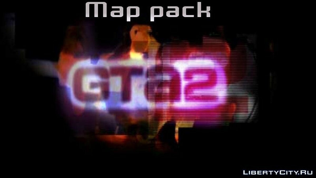 Map Pack by DaVe for gta-2 - Картинка #1
