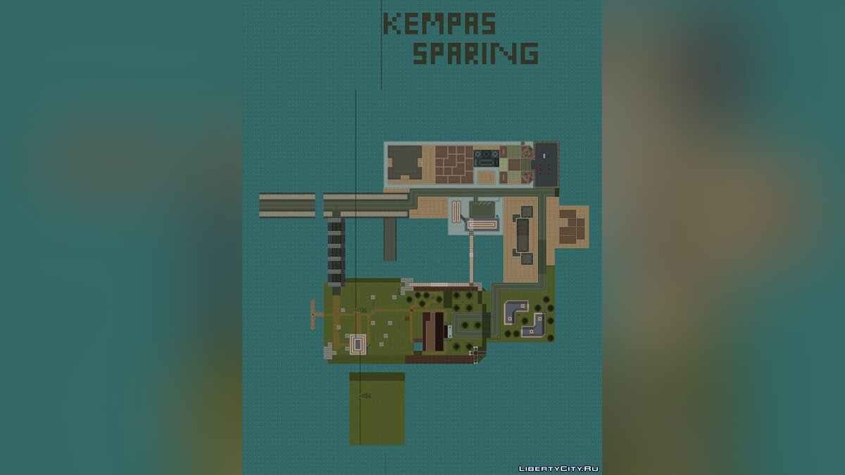 Ga_spar_edited v.1.03 - New map for gta-2 - Картинка #1