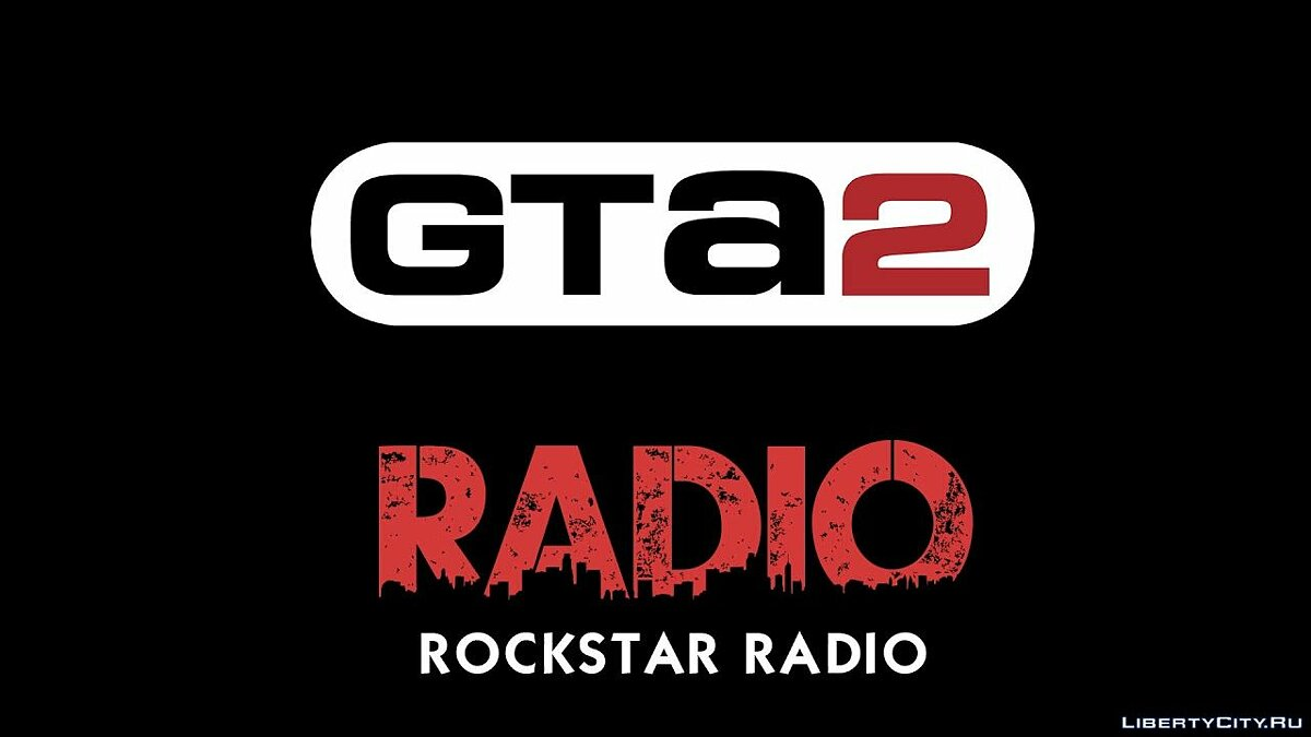 Mod RockStar Radio for gta-2