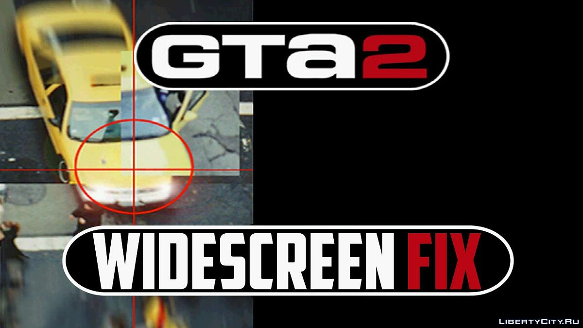 Widescreen fix for gta-2 - Картинка #1