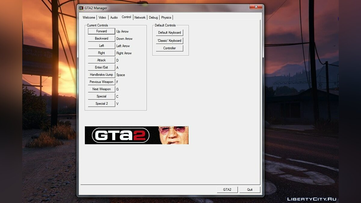 GTA 2 Programs GTA2 Powermanager for gta-2