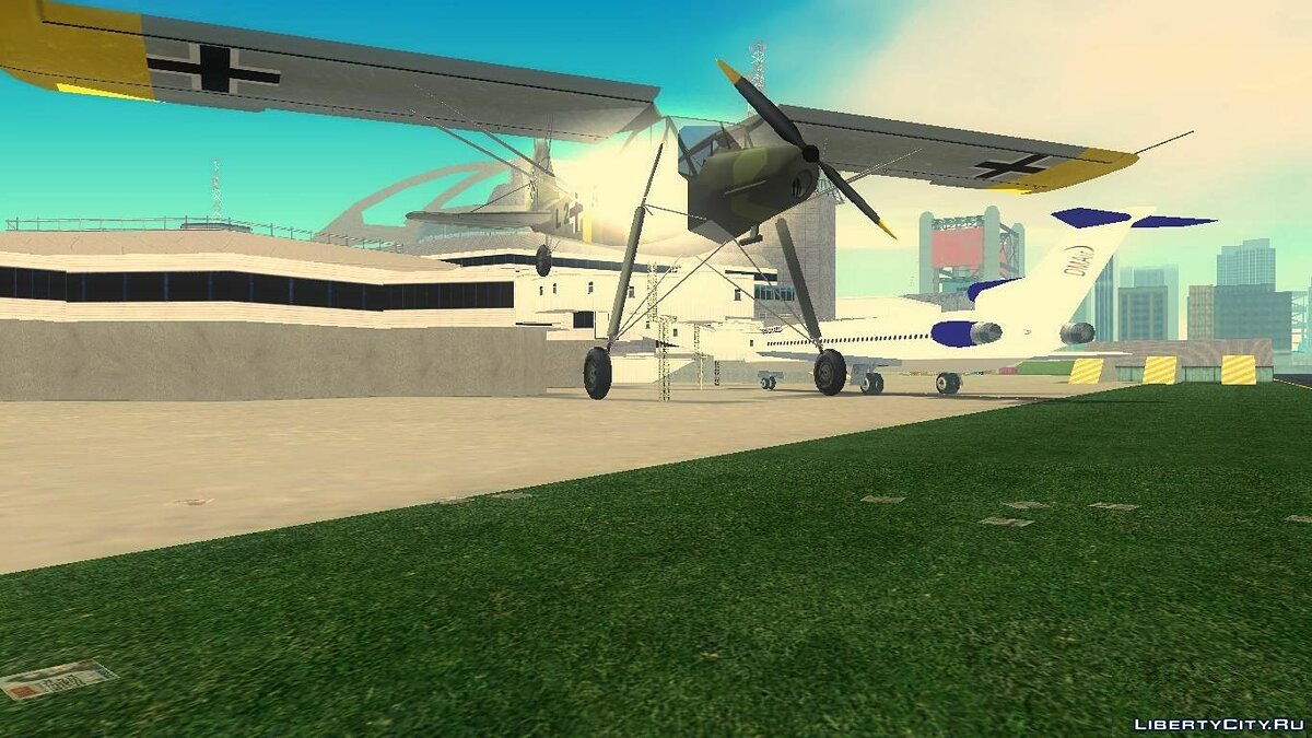 Fi-156 Storch for GTA 3 - Картинка #1