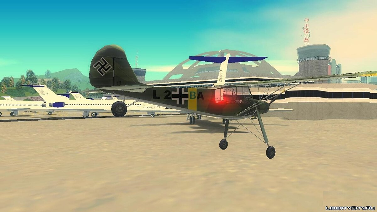 Fi-156 Storch for GTA 3 - Картинка #3