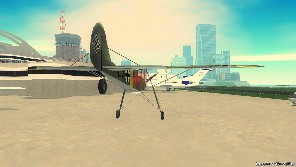 Fi-156 Storch for GTA 3 - Картинка #4