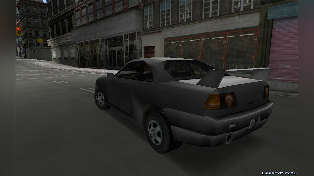 Car Skoiloine 1998 for GTA 3