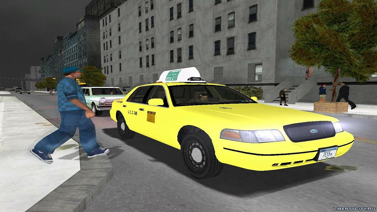 2003 Ford Crown Victoria P72 for GTA 3
