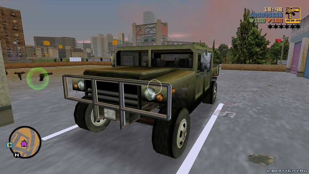 80's Army Pack for GTA 3 - Картинка #1