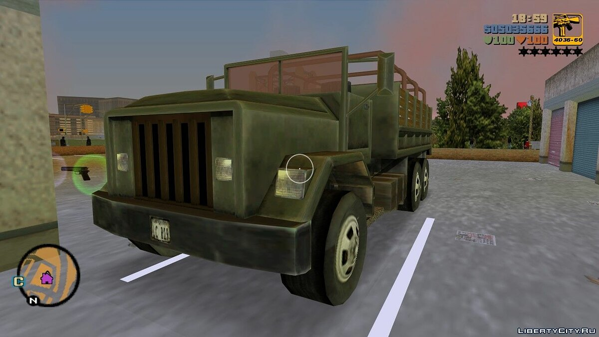 80's Army Pack for GTA 3 - Картинка #2