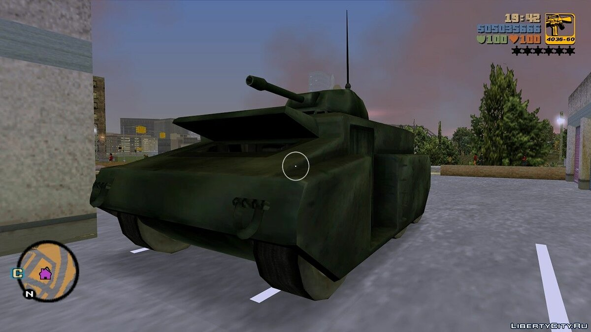 80's Army Pack for GTA 3 - Картинка #3