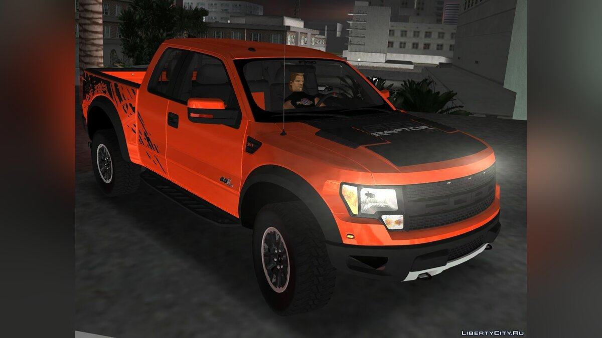 Ford F-150 SVT Raptor for GTA 3