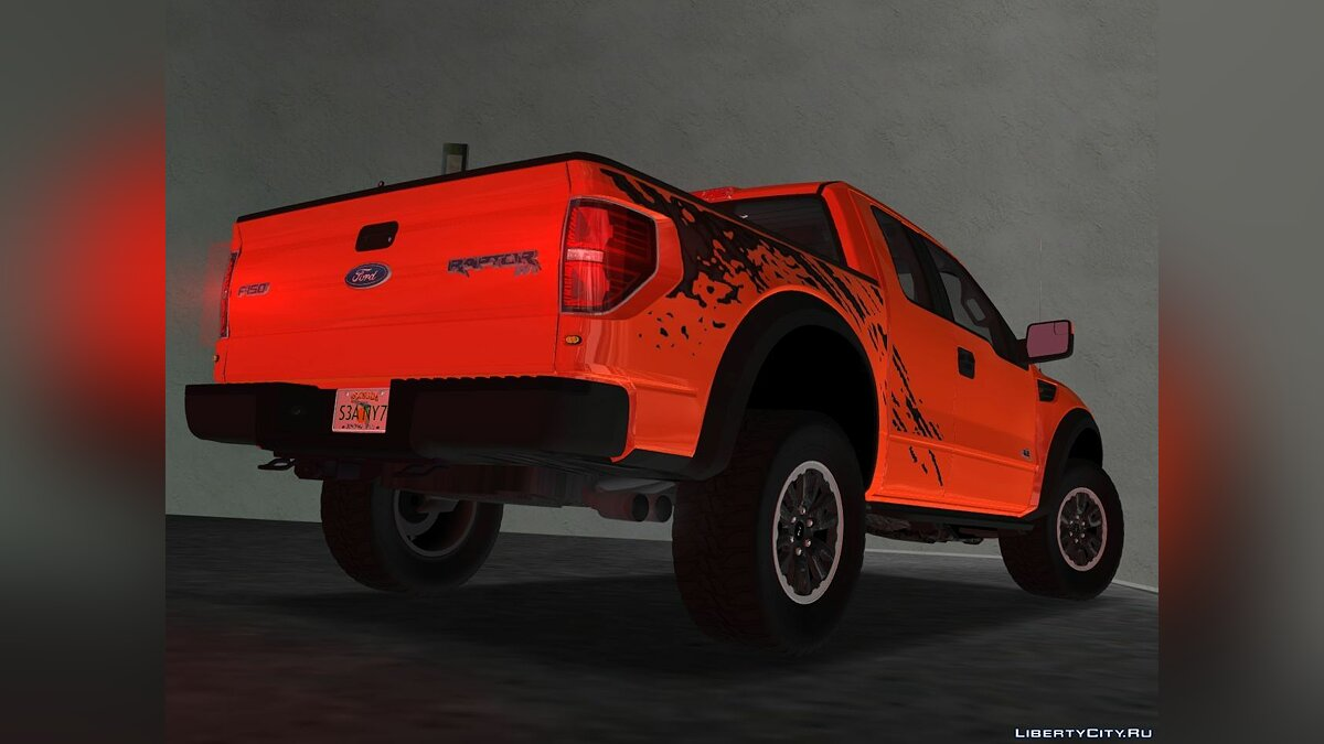 Ford F-150 SVT Raptor for GTA 3 - screenshot #7