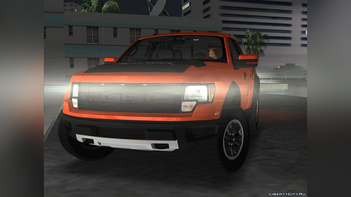 Ford F-150 SVT Raptor for GTA 3 - screenshot #3