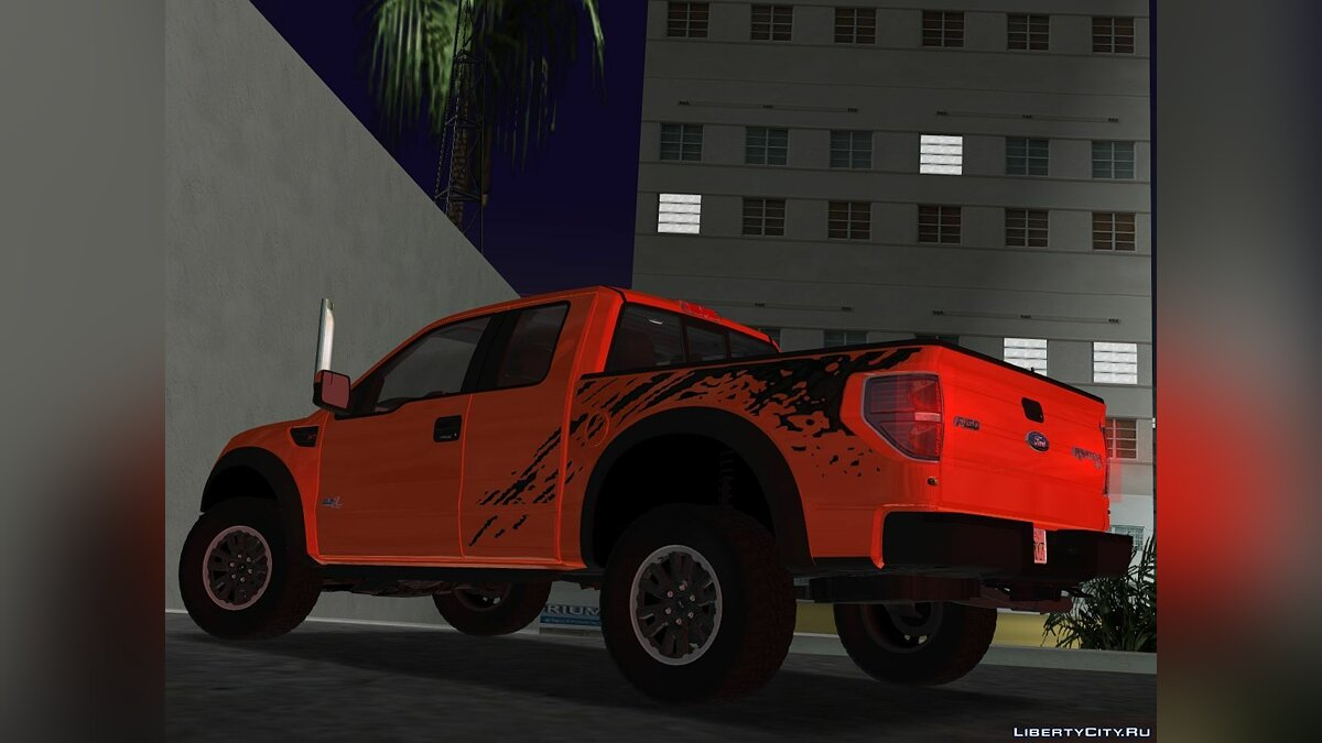 Ford F-150 SVT Raptor for GTA 3 - screenshot #9
