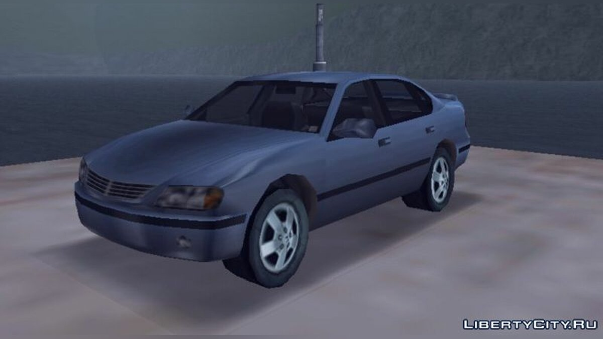 Car Merit (GTA III Style) for GTA 3