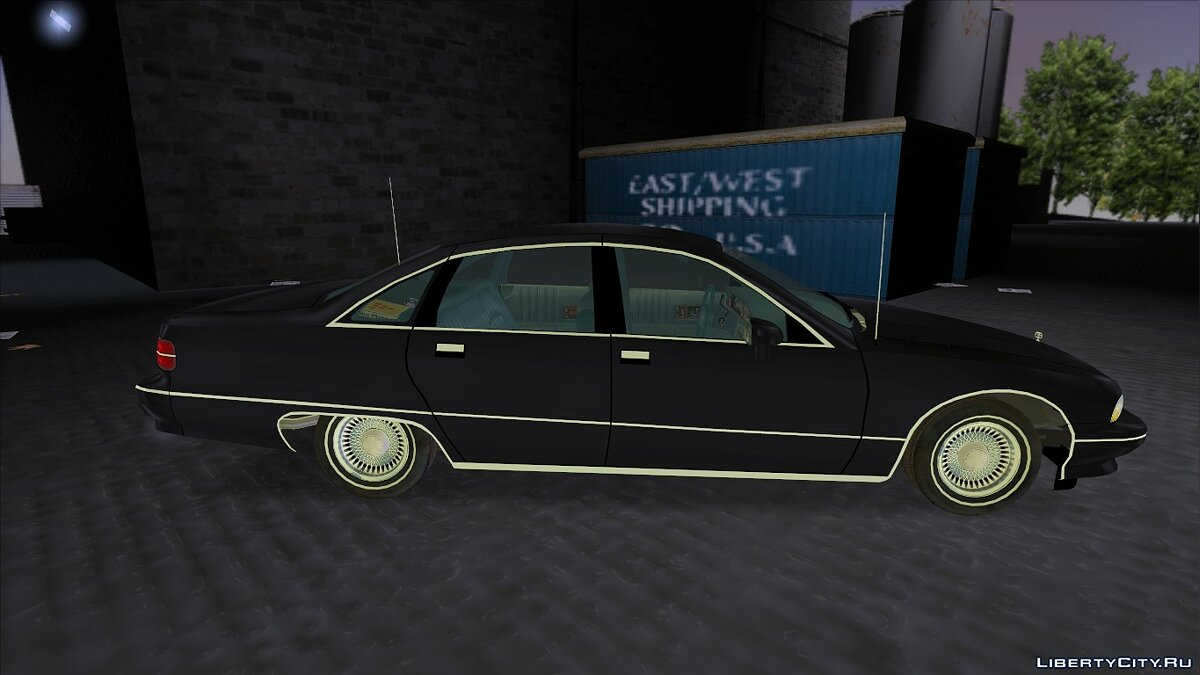 Chevrolet Caprice Classic 1991 v2.0 for GTA 3 - Картинка #3