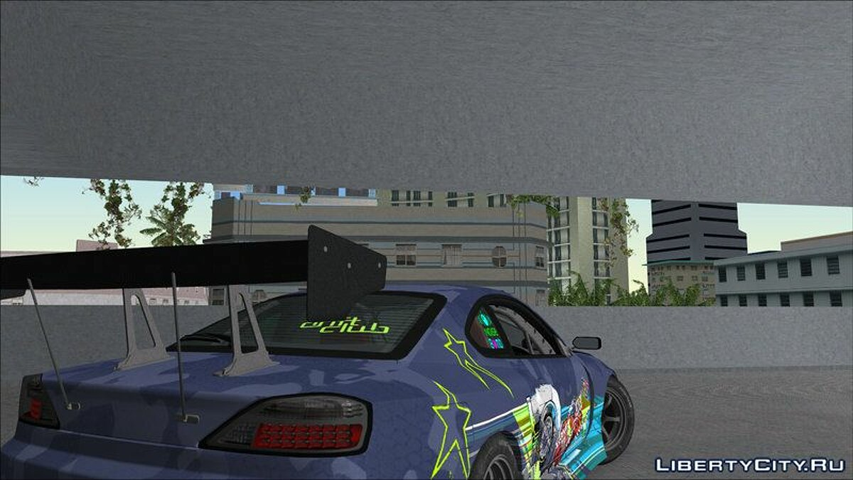 Car Nissan Silvia S15 for GTA 3