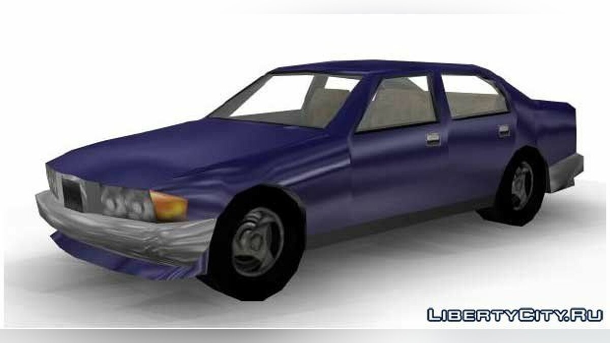 Beta Beamer Vehicle for GTA 3