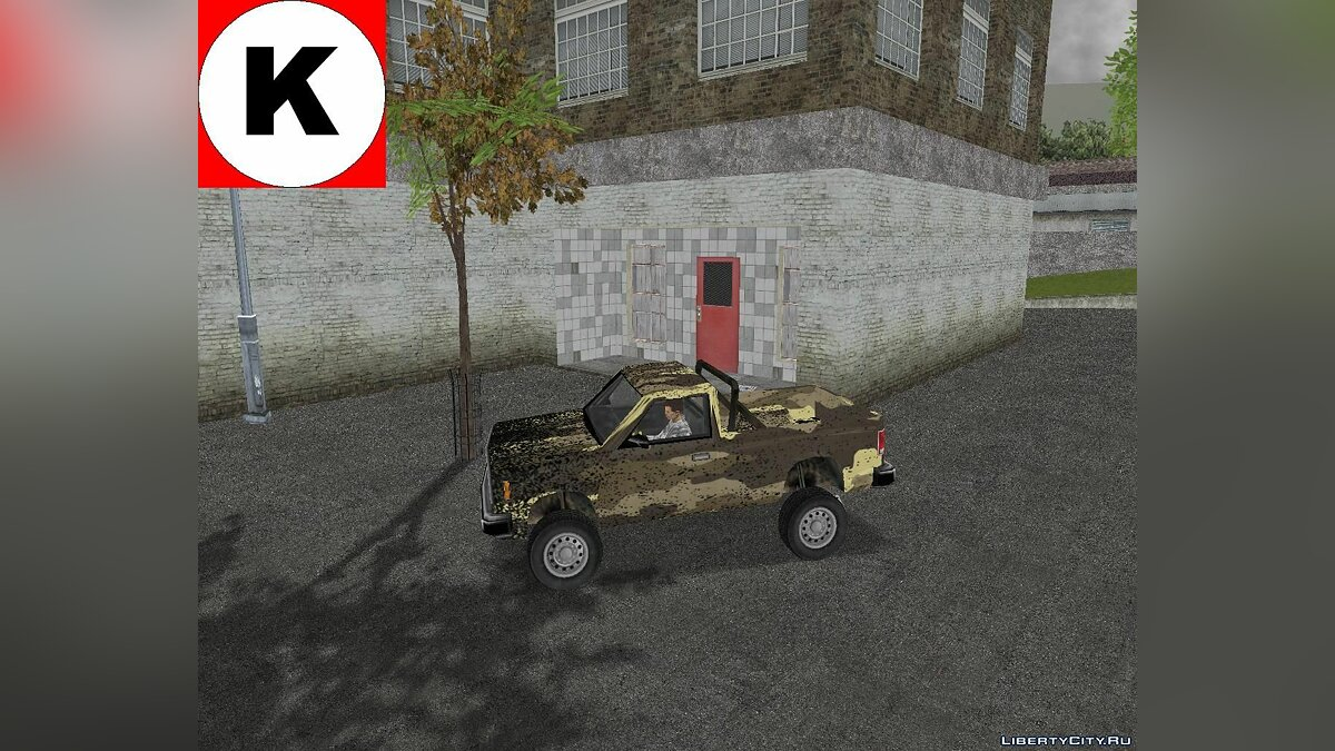 Bobcat 4x4 (KC) for GTA 3 - Картинка #4