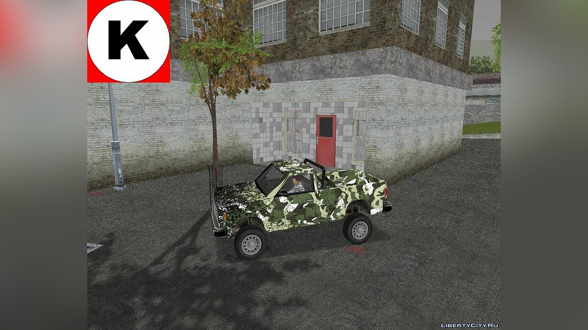 Bobcat 4x4 (KC) for GTA 3 - Картинка #3