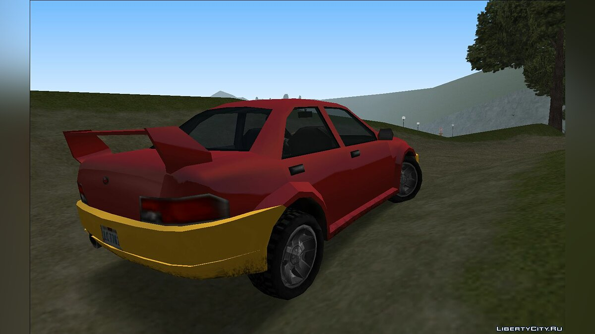 Car Sultan 1998 for GTA 3