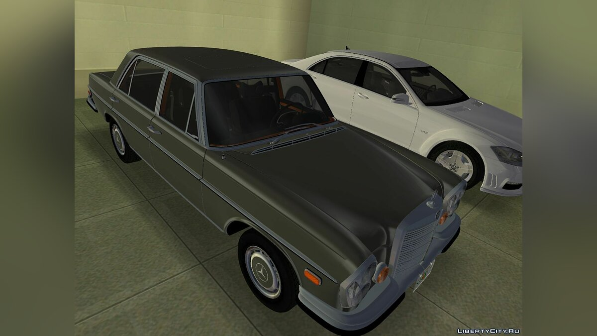 Mercedes-Benz 300 SEL (W109) for GTA 3 - Картинка #1