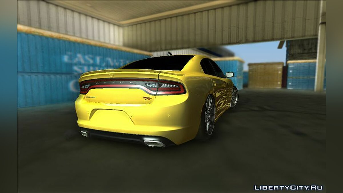 Car Dodge Charger R / T 15 ' for GTA 3