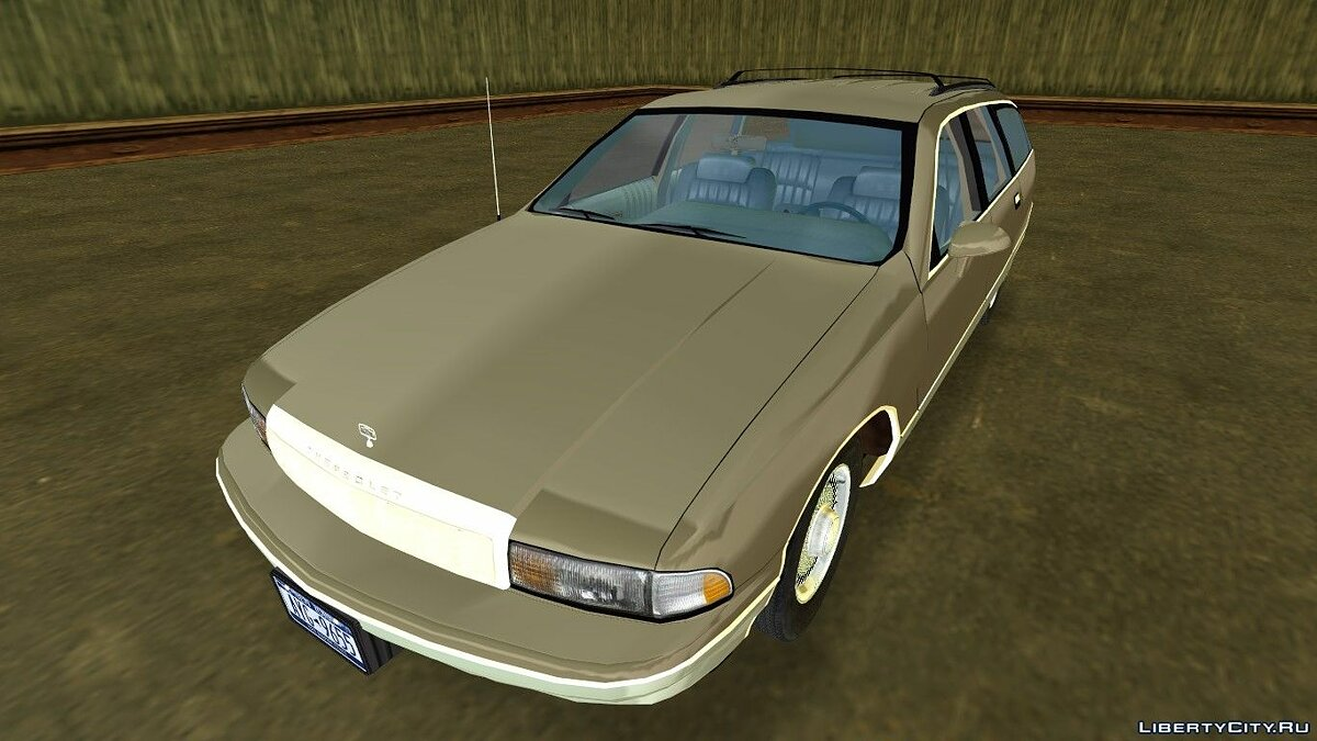 Chevrolet Caprice Wagon '92 for GTA 3 - Картинка #1