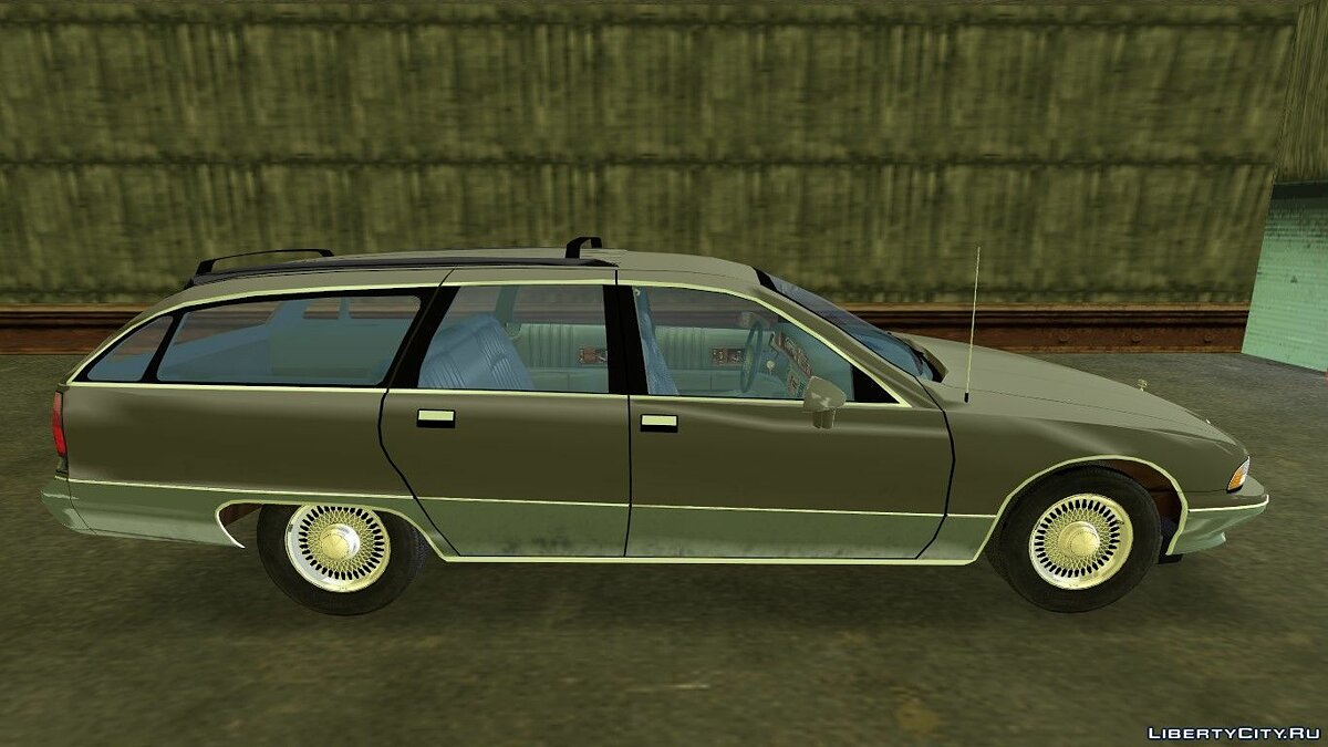 Chevrolet Caprice Wagon '92 for GTA 3 - Картинка #4