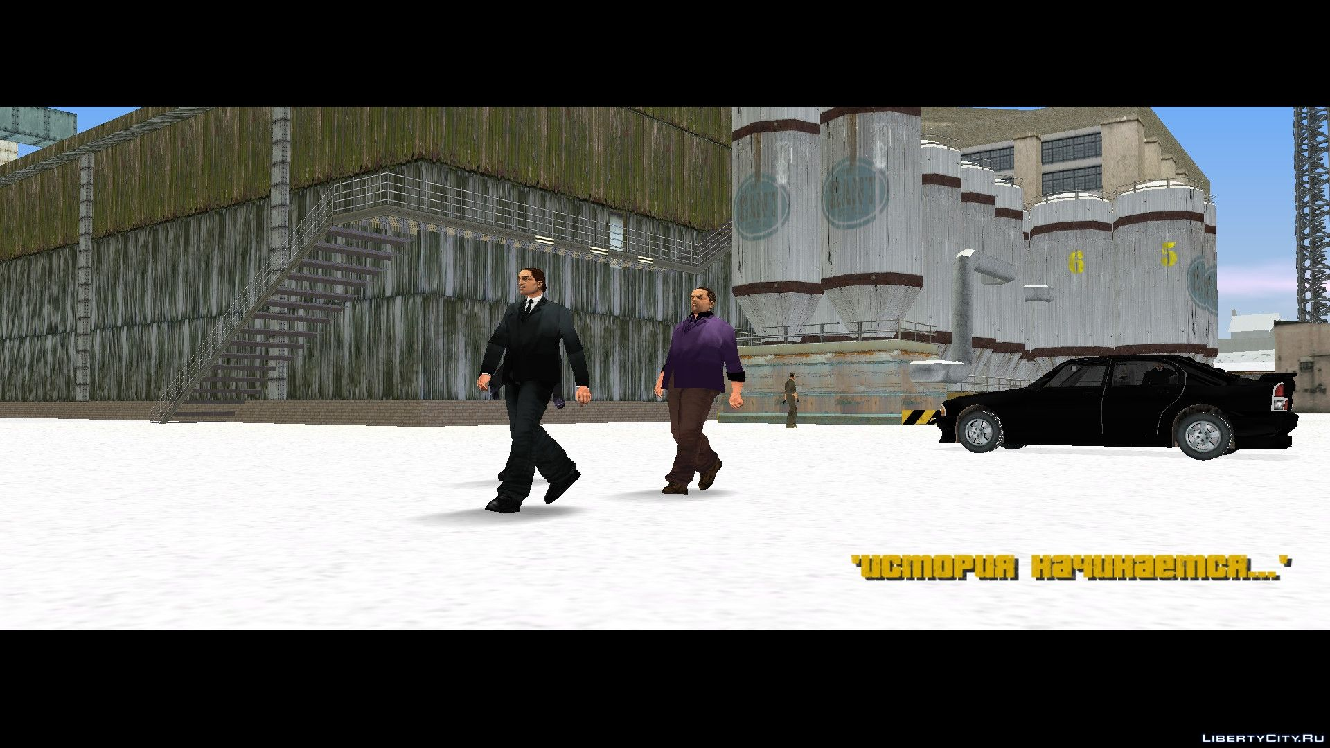 Скачать торрент gta 3 / grand theft auto 3: frosted winter.