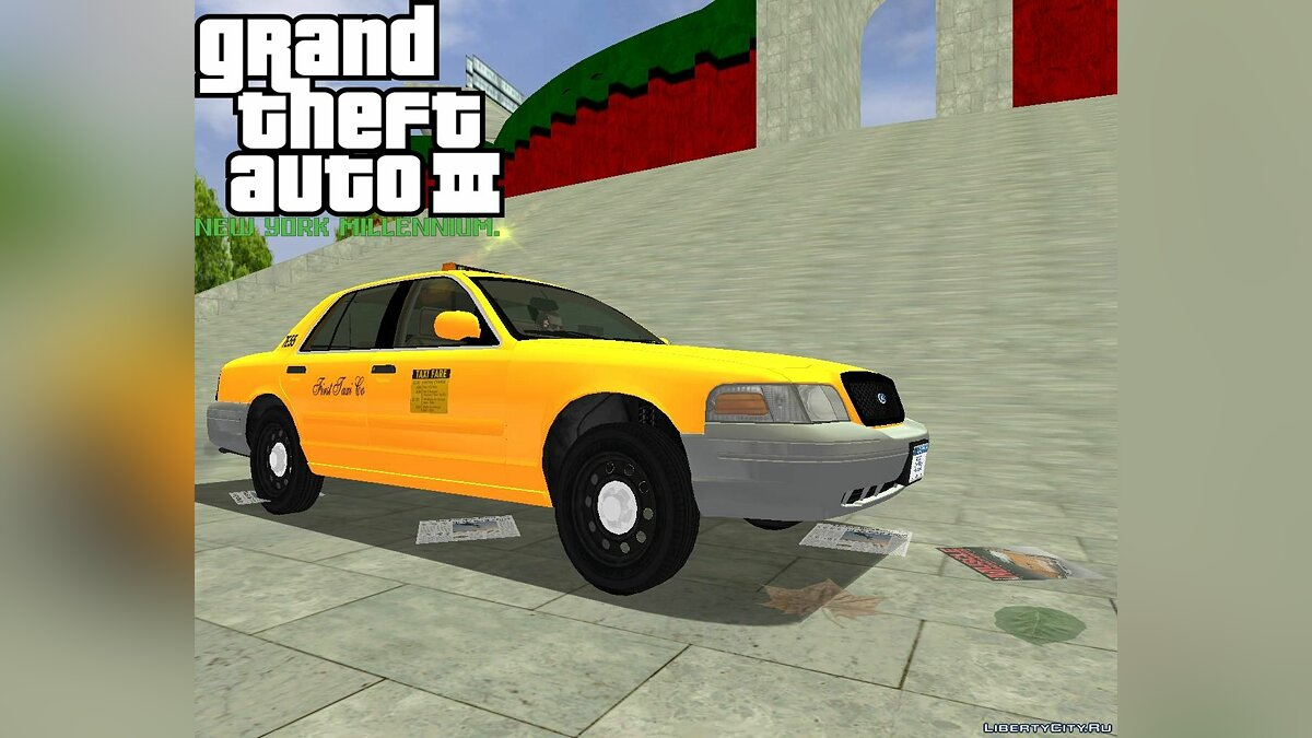 Global mod GTA 3: New York Millennium Mod. for GTA 3