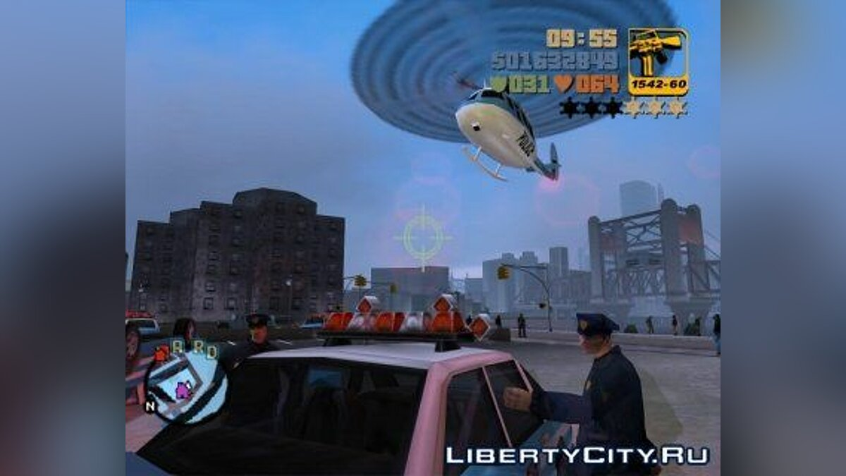GTA 3 Ultimate for GTA 3 - screenshot #4
