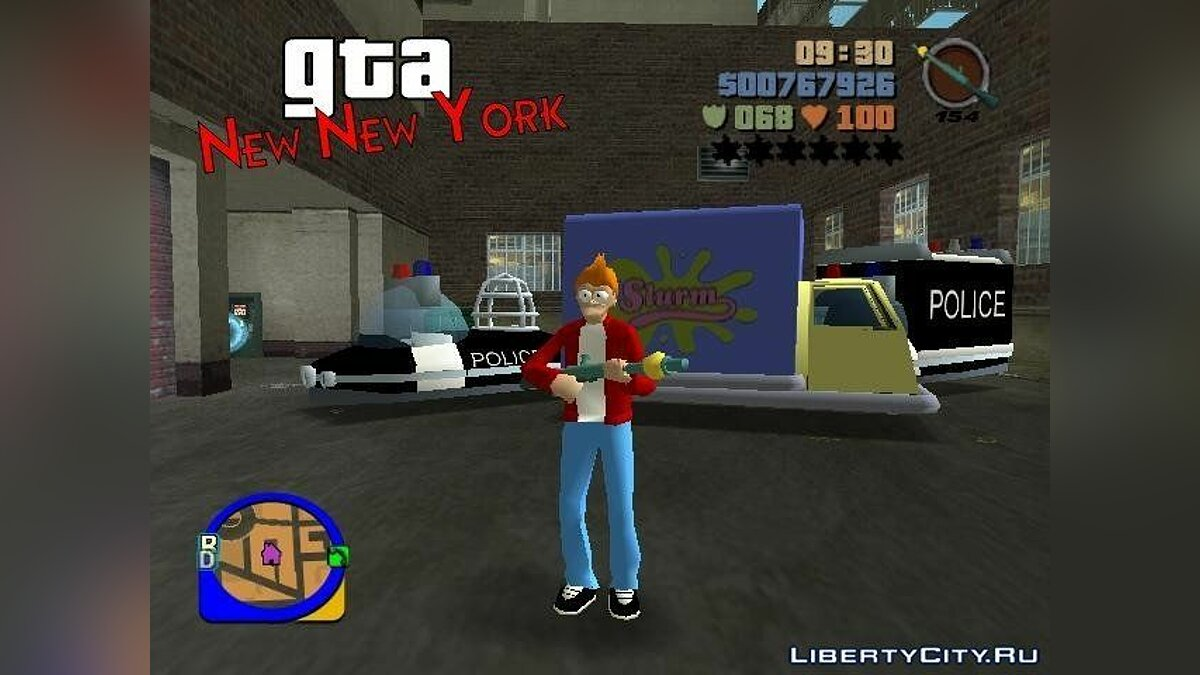 GTA: New New York for GTA 3 - screenshot #6