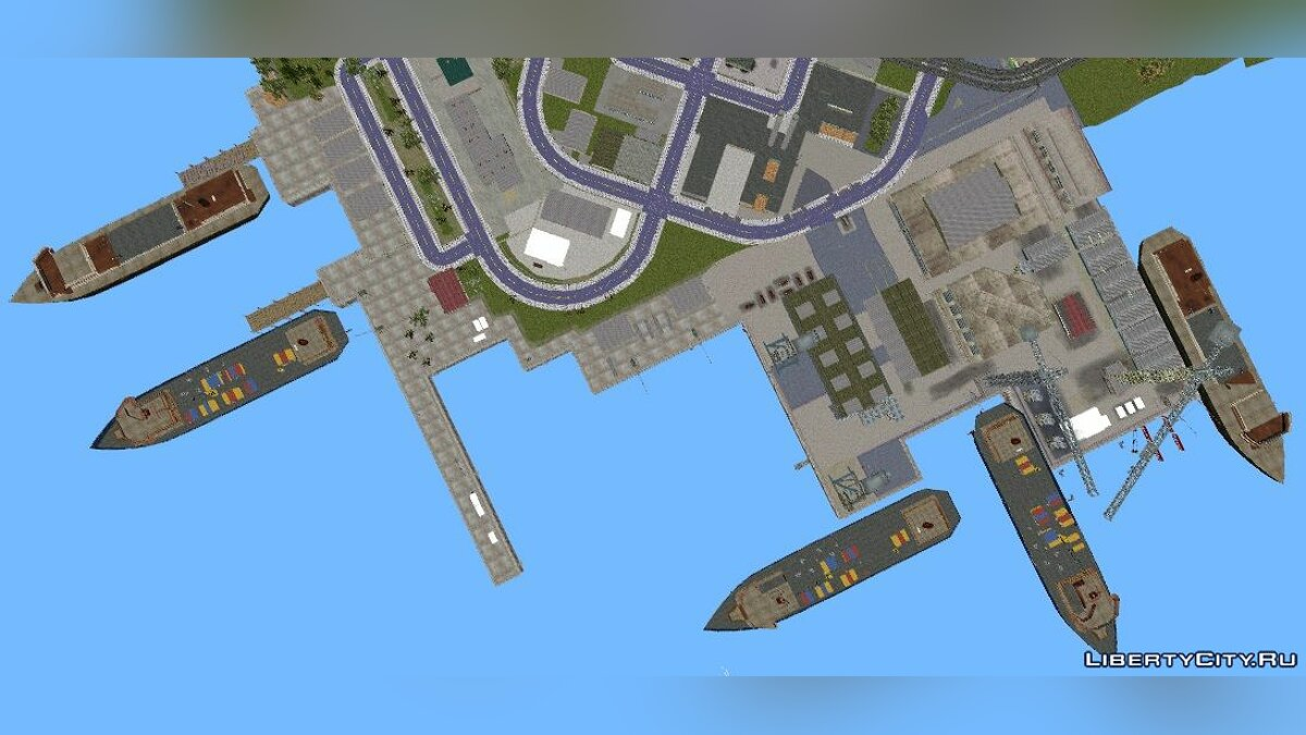 Global mod GTA Advance PC Port for GTA 3