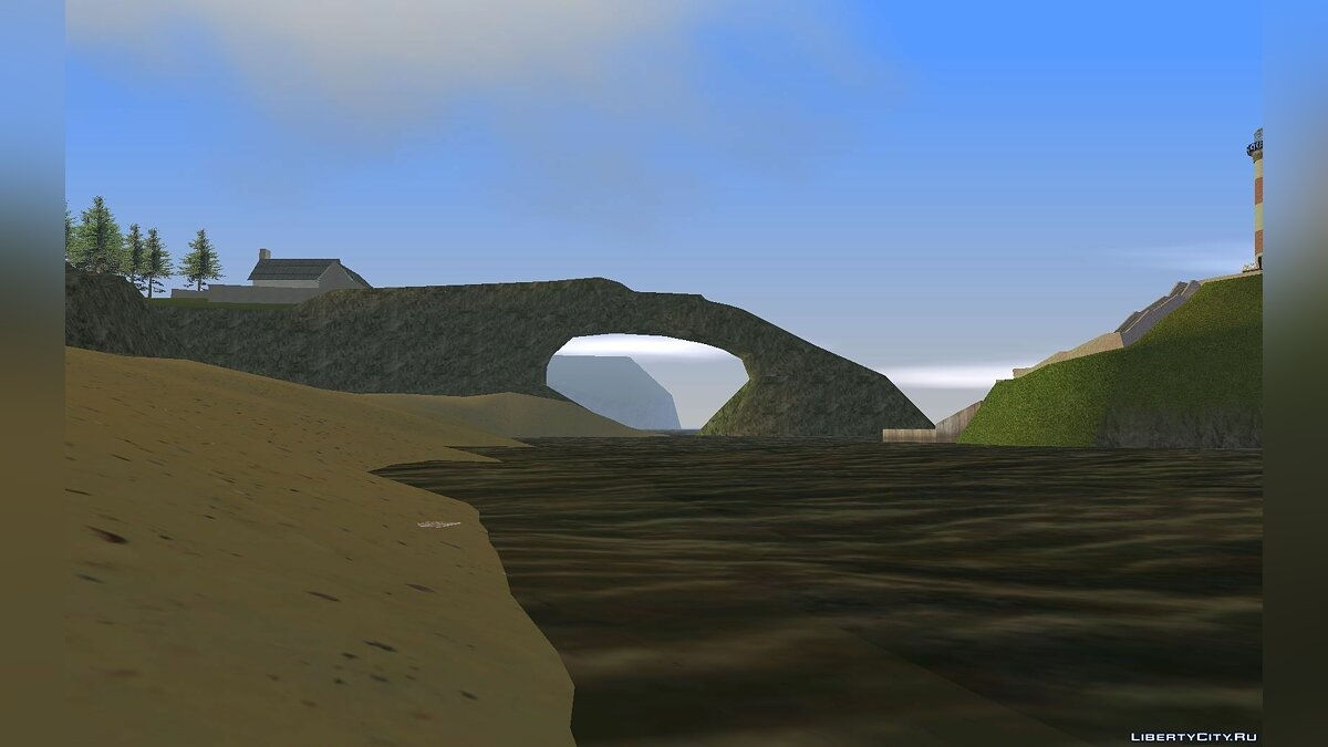 Global mod GTA 3 REDUX for GTA 3