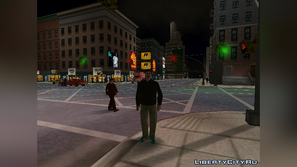 Global mod Grand Theft Auto 3D - Back to the Streets Build - Removed content from Beta for GTA 3