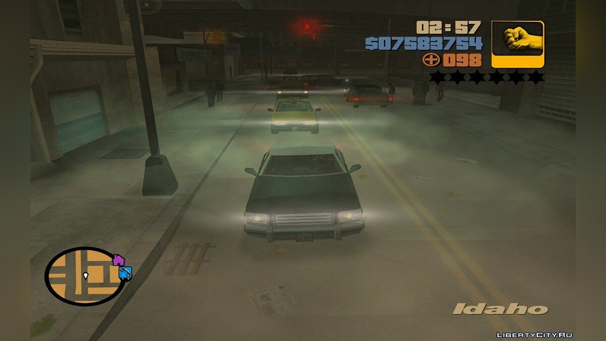 2012 Re-Release v1.0 for GTA 3 - screenshot #4