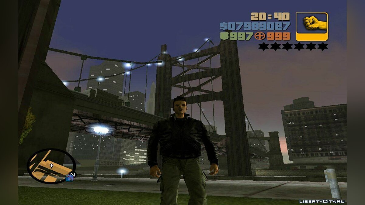 2012 Re-Release v1.0 for GTA 3