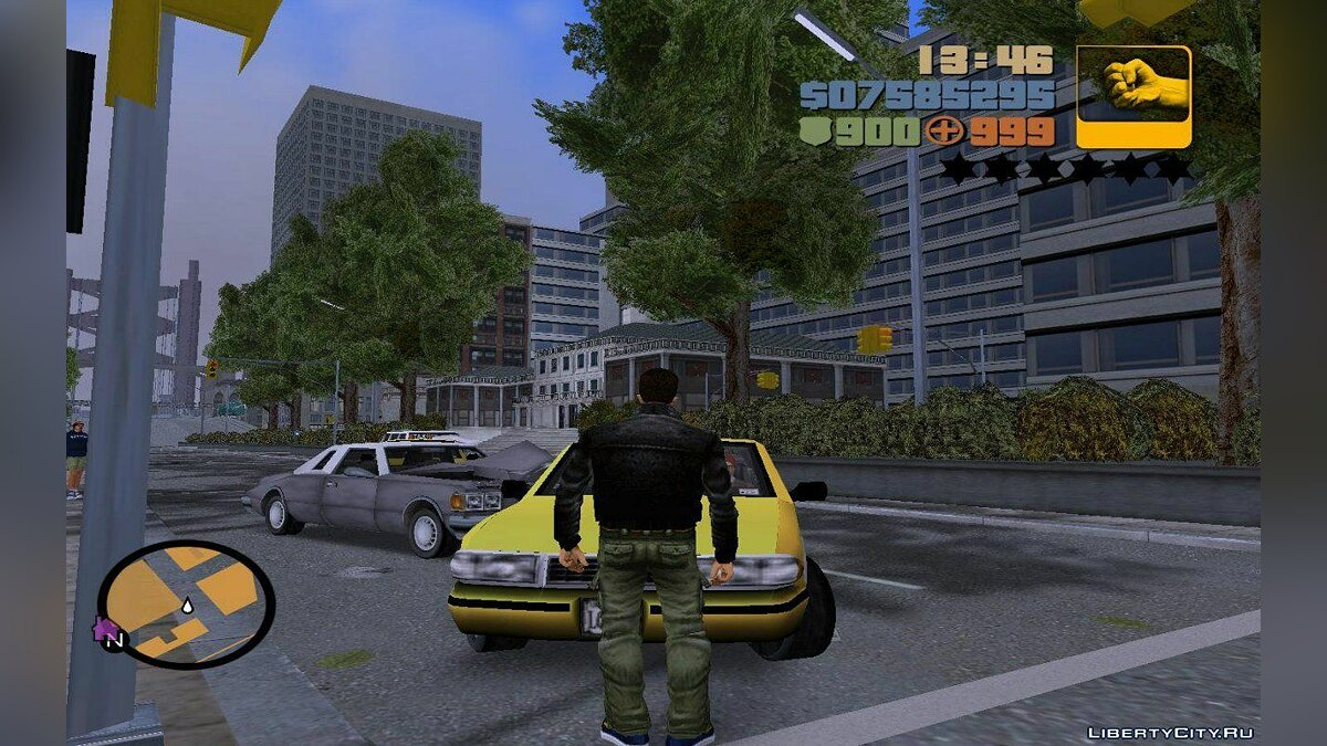 2012 Re-Release v1.0 for GTA 3 - screenshot #3