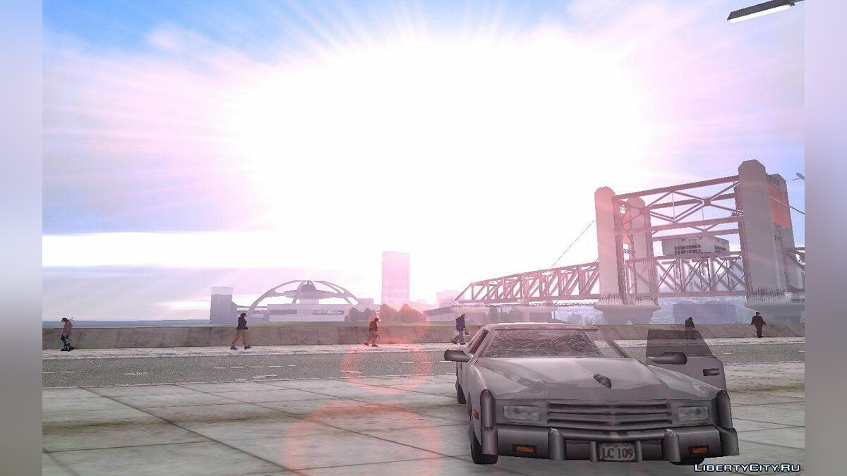 2012 Re-Release v1.0 for GTA 3 - screenshot #6
